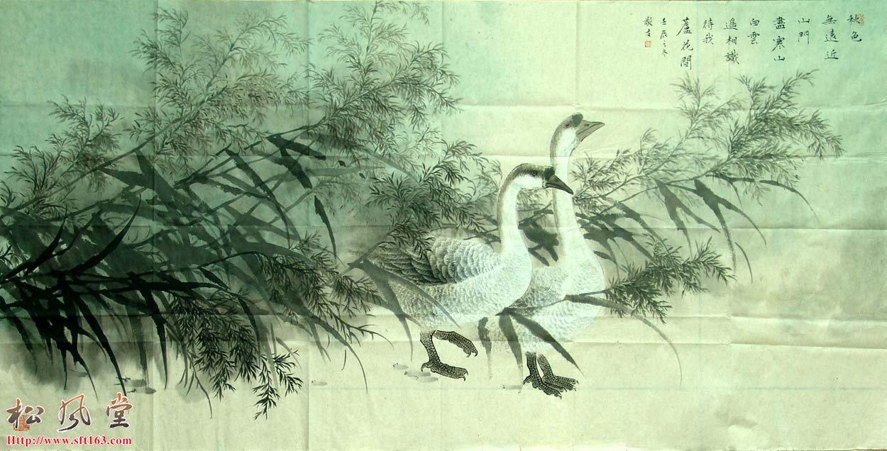 陈敬友国画作品5